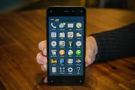 Linh kiện của Amazon Fire Phone đắt hơn so với iPhone 5S