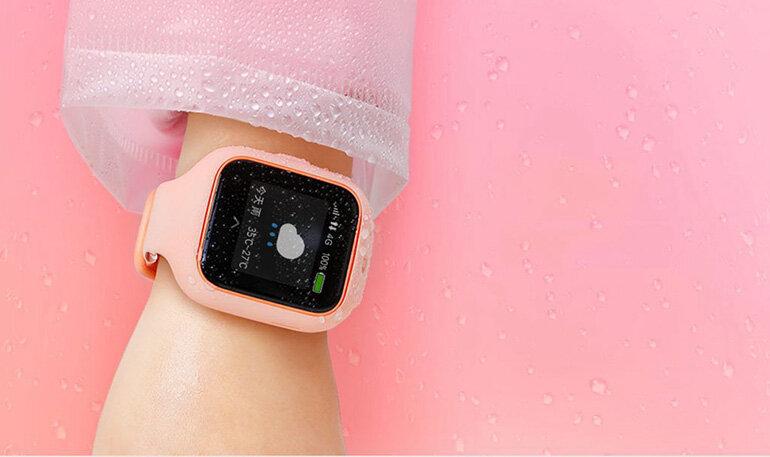 đồng hồ Xiaomi chống nước