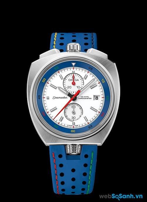 Mẫu đồng hồ dành cho Olympic 2016