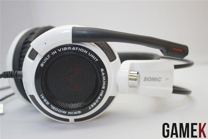 Đập hộp Somic G941 - Headset 7.1 cho game thủ