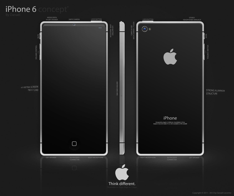 Lộ bản vẽ thiết kế và khuôn đúc của iPhone 6