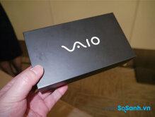 Lộ diện cấu hình smartphone đầu tiên của Vaio