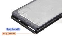 Lộ diện khung viền Sony Xperia Z4 mỏng hơn cả iPhone 6, cấu hình khủng