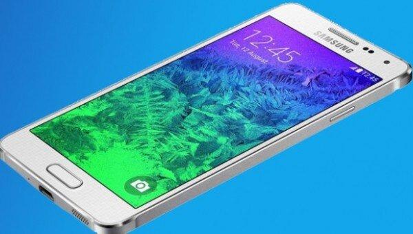 Lộ diện Samsung SM-A500 điện thoại tầm trung với vỏ kim loại, camera khủng