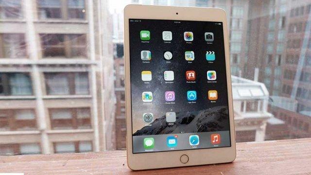 Lộ hình ảnh iPad Mini 4 qua mô hình thiết kế với kiểu dáng cực mỏng