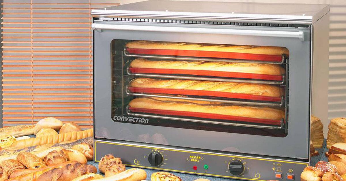 Lò nướng bánh có mấy loại ? Loại nào tốt ? Giá bao nhiêu ?