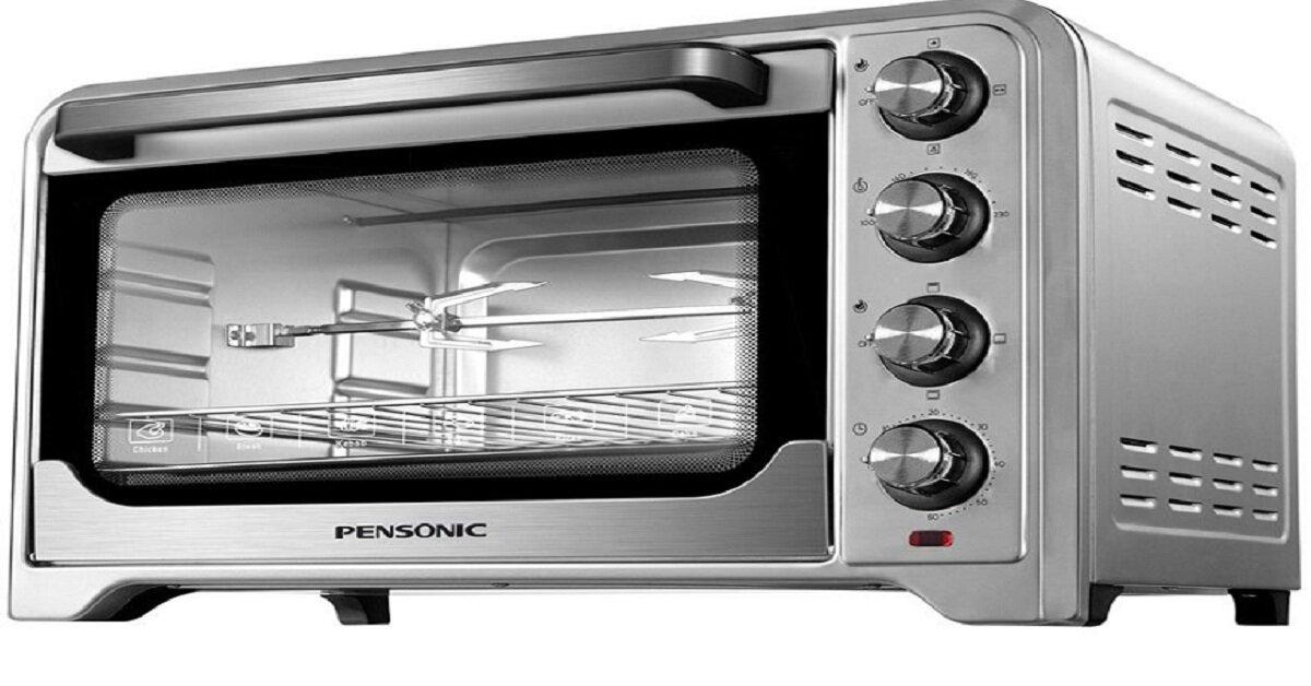 Lò nướng thương hiệu Pensonic là của nước nào sản xuất?