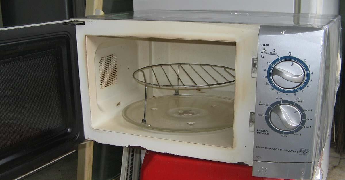 Lò vi sóng cũ giá rẻ nhưng có nên mua không?
