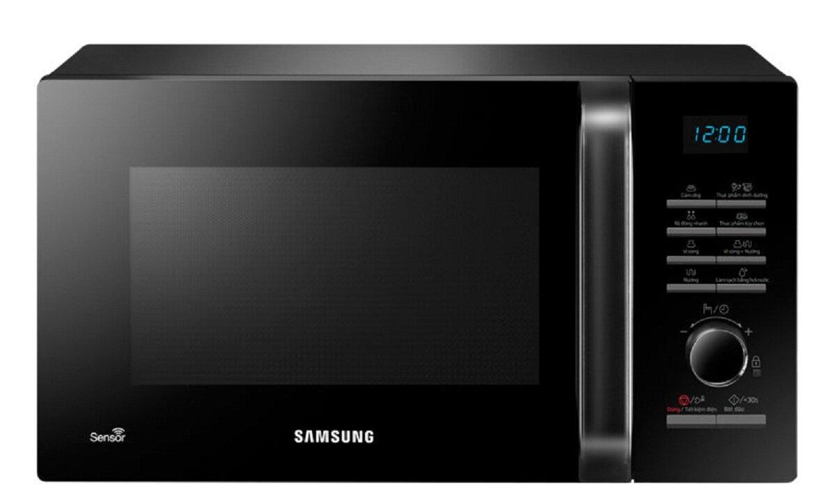 Lò vi sóng Samsung giá rẻ nhất bao nhiêu tiền hiện nay – 2018