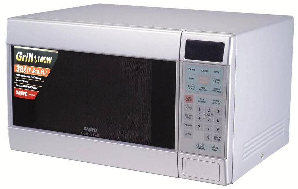Lò vi sóng Sanyo giá rẻ dùng có tốt không?