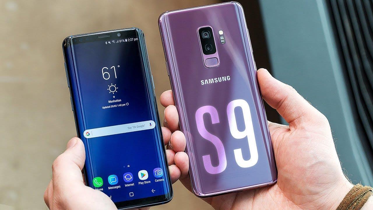 Samsung Galaxy S9 Plus giá rẻ, Galaxy S9 giá rẻ