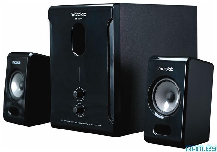 """Loa Microlab M500 – thiết bị """"nghe nhạc không đối thủ"""""""