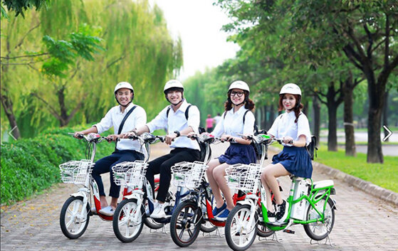 Lợi ích không hề nhỏ của việc đi xe đạp điện mỗi ngày