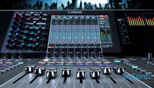 Bàn điều chỉnh âm thanh - Mixer