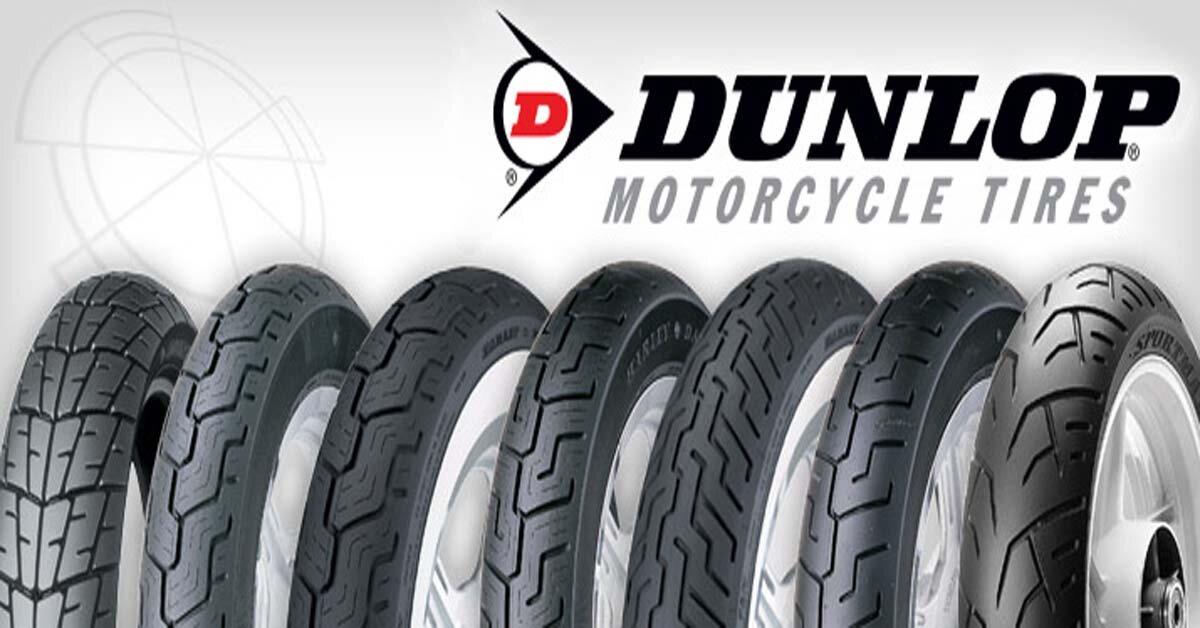Lốp xe máy Dunlop giá rẻ nhất bao nhiêu tiền tháng 4/2019