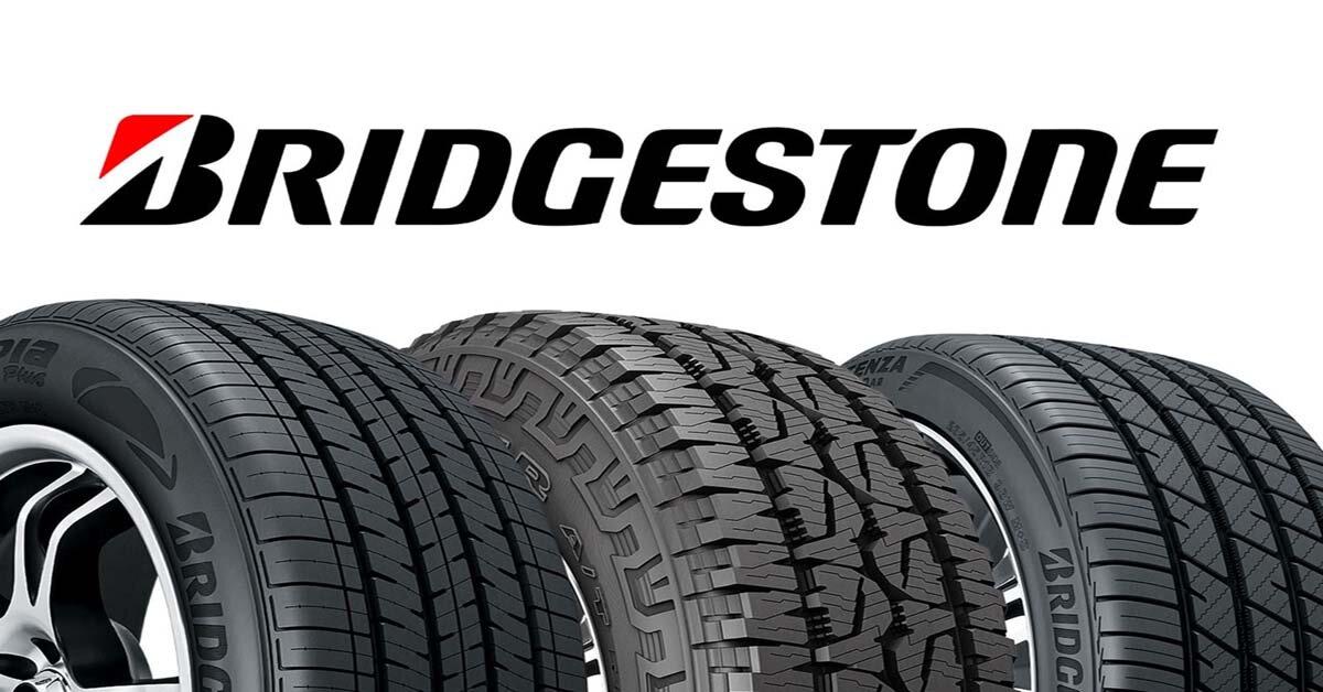 Lốp xe ô tô Bridgestone của nước nào?