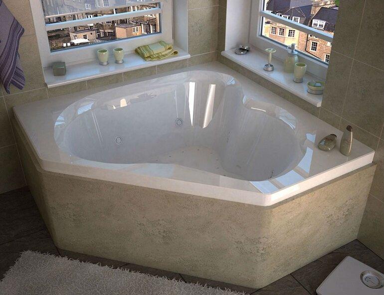 Bồn tắm ngồi góc Toto PAY1300PE/DB503R-2A