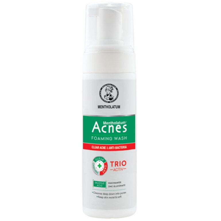 Bọt rửa mặt Acnes Foaming Wash - Giá tham khảo khoảng 69.000 vnđ/ lọ 150ml
