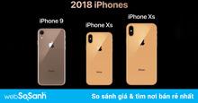iPhone X 2018 phiên bản màu vàng gold đã lộ diện trên iPhone Xs và iPhone Xs Max