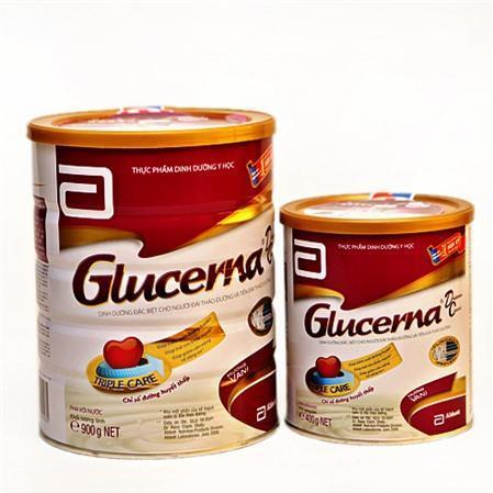Sữa bột Abbott Glucerna cho bệnh nhân tiểu đường?