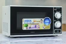 Lò vi sóng Aqua giá rẻ nhất bao nhiêu tiền năm 2018?