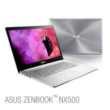 Asus ZenBook NX500: màn hình 4K, đồ họa mạnh mẽ