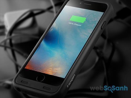 Spigen iPhone battery case