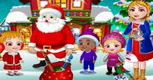 Những trò chơi tập thể vui nhộn hay nhất trong đêm Giáng sinh 2017