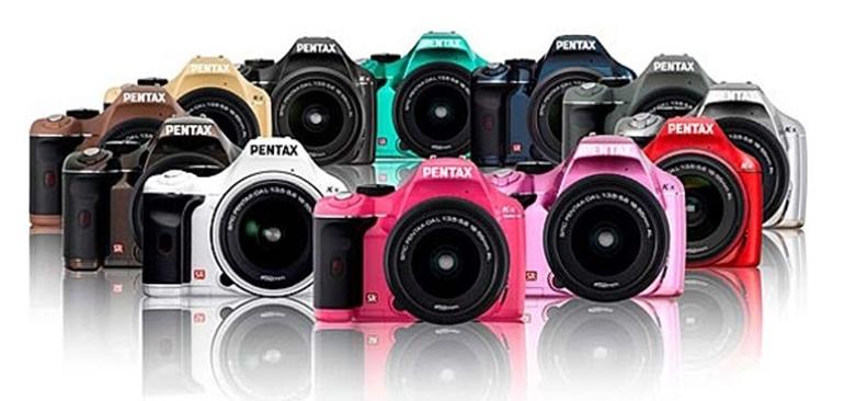 máy ảnh dslr pentax