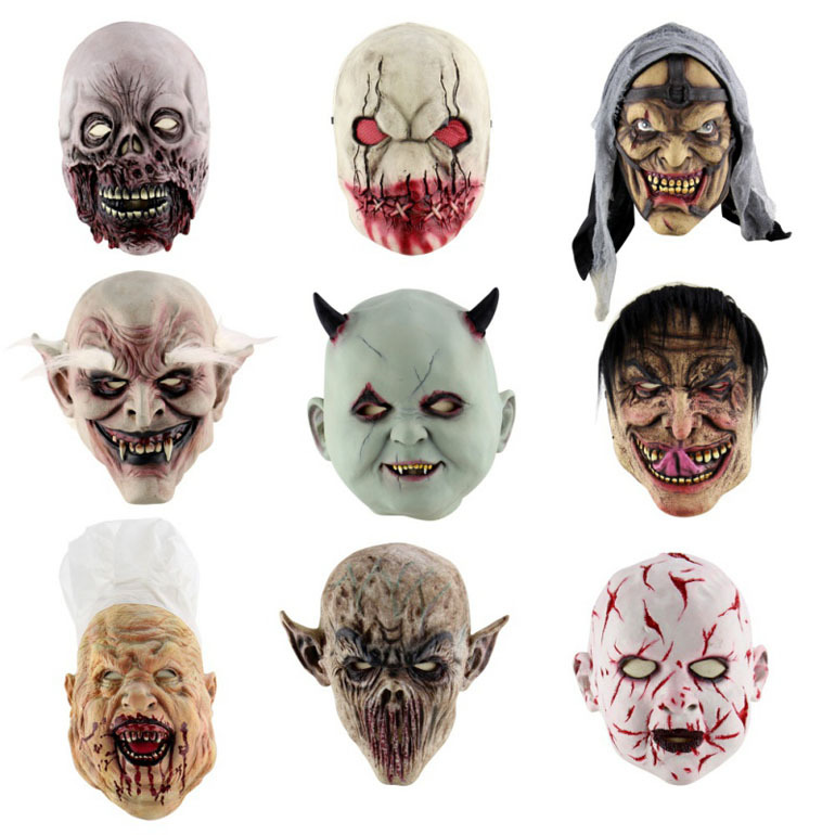 mặt nạ halloween