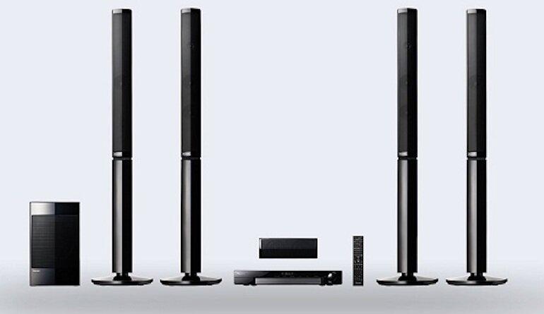 Dàn âm thanh Bluray 5.1 Pioneer MCS- 838