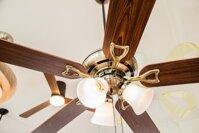 Lựa chọn công suất quạt trần phù hợp với diện tích phòng ở