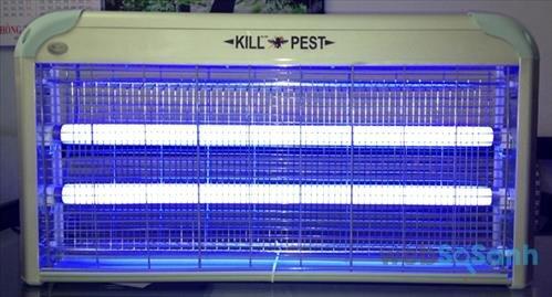 Lựa chọn đèn bắt muỗi, côn trùng cho nhà xưởng