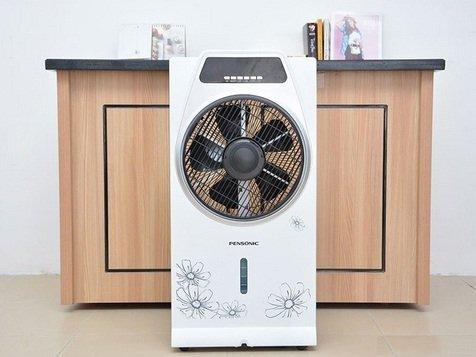 Lựa chọn quạt hơi nước phù hợp với diện tích và nhu cầu sử dụng