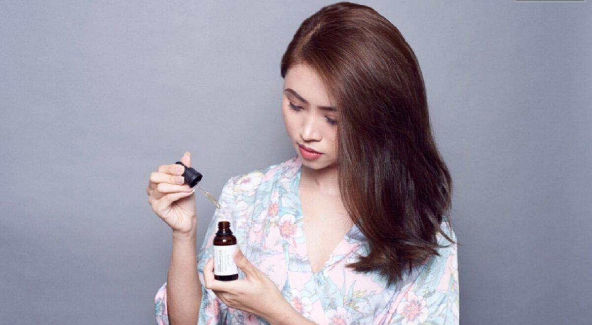 Lựa chọn và sử dụng dầu dưỡng đúng cách cho từng loại da