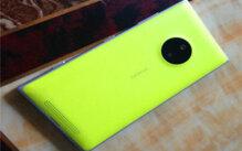 Lumia 830 chỉ được trang bị camera 10 MP