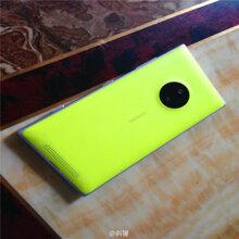 Lumia 830 vỏ vàng lộ ảnh chi tiết trên mạng xã hội Weibo