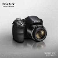 Lưu giữ lại những khoảnh khoắc tuyệt vời với SONY Cybershot DSC- H200 -20.4MP