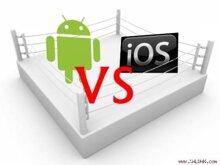 Lưu lượng truy cập web của Android sắp vượt mặt iOS