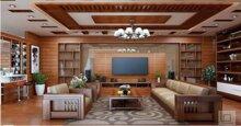 Lưu ý khi chọn nội thất gỗ cho căn nhà