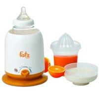Lưu ý khi sử dụng máy hâm sữa Fatzbaby FB3002SL