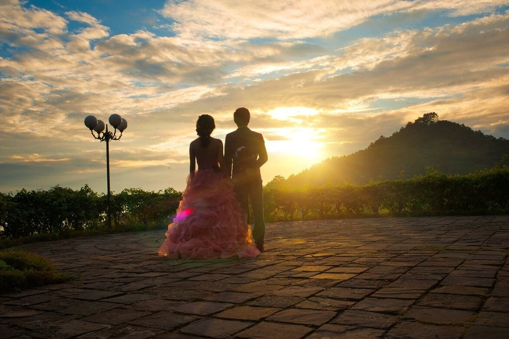 Lưu ý không thể bỏ qua khi chụp ảnh cưới ngoại cảnh