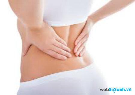 Luyện tập cơ lưng giúp phụ nữ lâm bồn dễ dàng hơn
