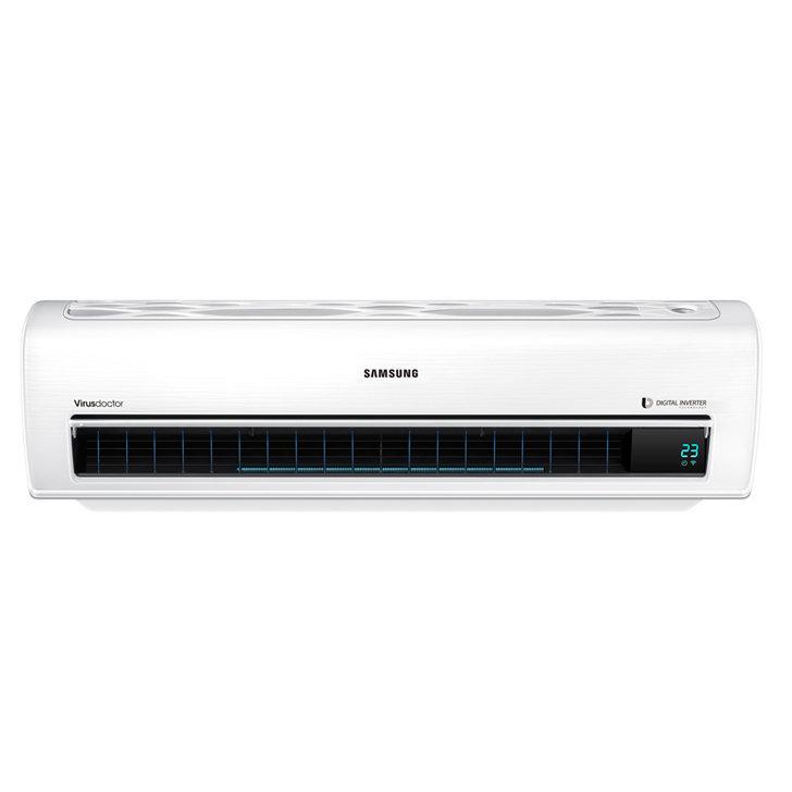 Điều hòa - Máy lạnh Samsung AR09HSSDNWK (AR09HSSDNWKNSV) - Treo tường, 2 chiều, 9000 BTU