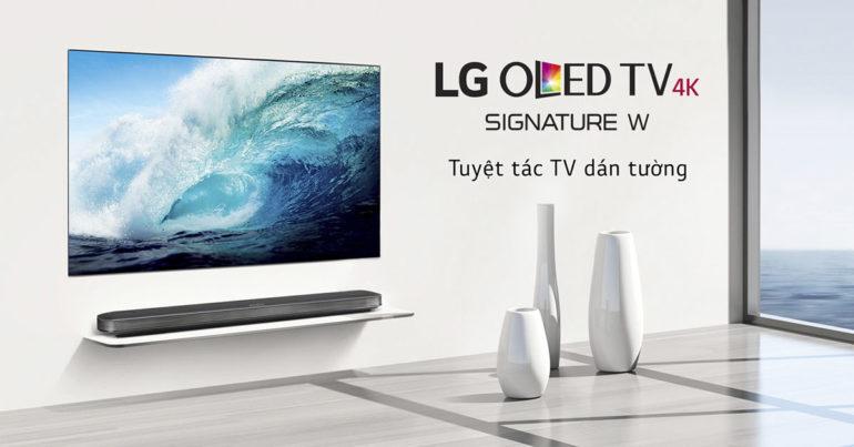 Điểm mặt những dòng tivi cao cấp nhất của LG trên thị trường hiện nay