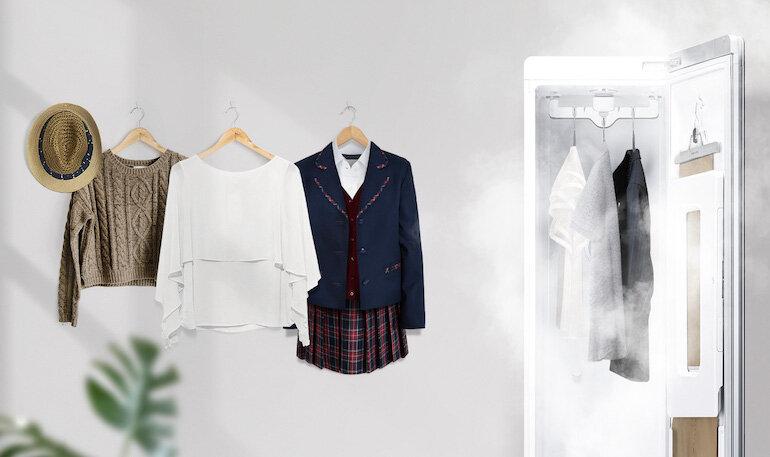Việc xử lý đống quần áo cất lâu trong tủ sẽ không còn là nỗi sợ của nhiều phụ nữ