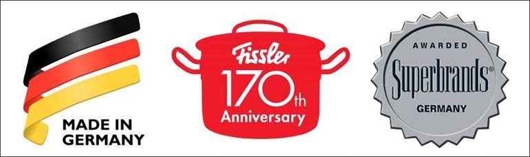 Thương hiệu Fissler từ Đức luôn được dân sành đồ gia dụng tin dùng