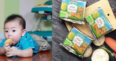 Lý do bạn nên chọn bánh ăn dặm Heinz cho trẻ?