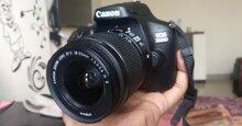 Lý do Canon EOS 3000D là chiếc máy ảnh lý tưởng cho người mới bắt đầu