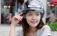 Lý do nên chọn mũ bảo hiểm có kính khi đi xe máy